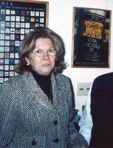 Cristina Downes